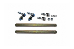Evo Manufacturing HD Front Sway Bar Endlinks, 16.5in - 17.9in - JT/JL