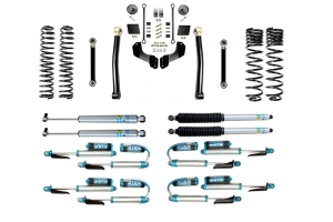 Evo Manufacturing HD 2.5in Enforcer Overland Stage 3 Lift Kit w/ Shock Options - JT