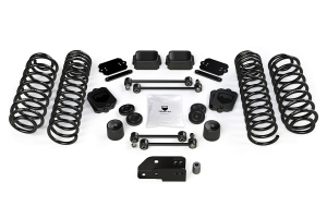 Teraflex 2.5in Coil Spring Base Lift Kit - No Shocks or Shock Extensions - JL 2Dr