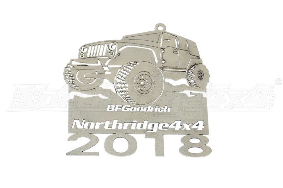 Northridge4X4 2018 Christmas Ornament