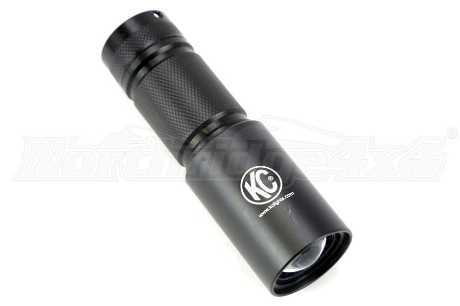 KC HiLiTES Adjustable Focus LED Flashlight  (Part Number:9923)
