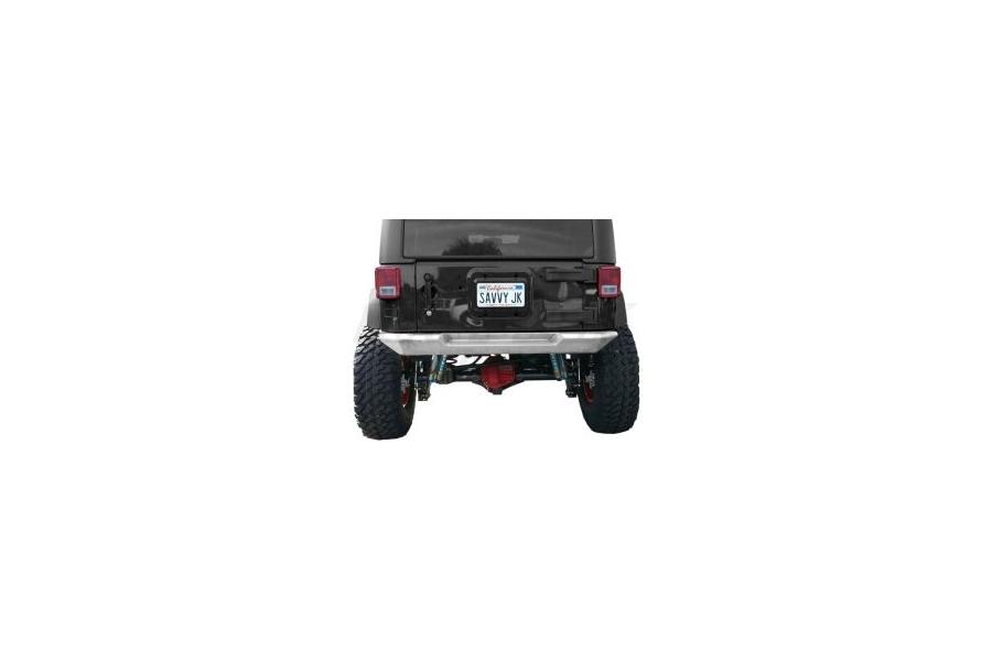 Savvy Offroad LHT Rear Bumper ( Part Number: SAV-JKRA)