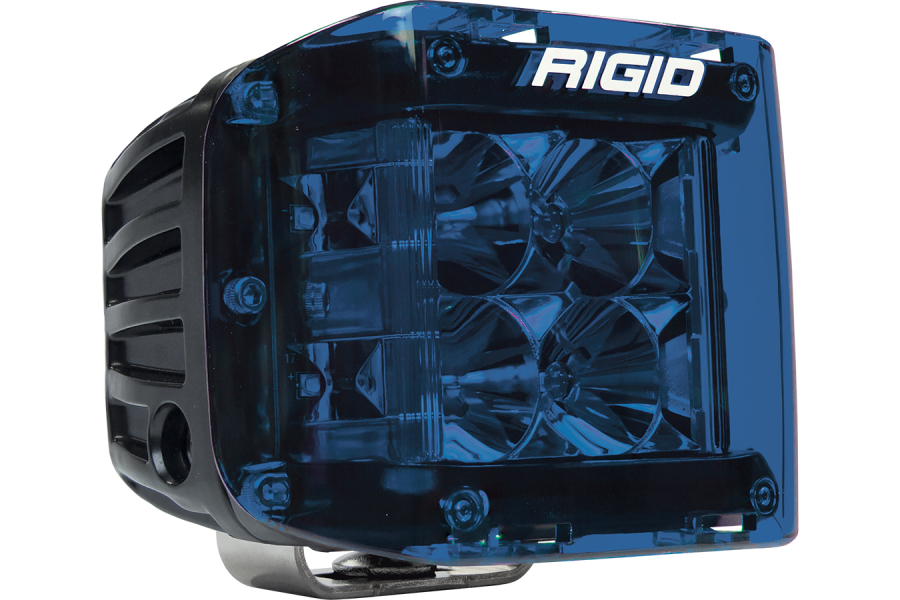 Rigid Industries D-SS Series Cover Blue (Part Number:32184)