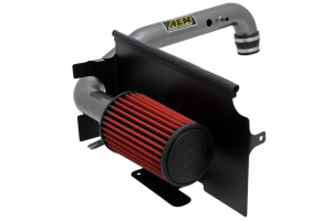 AEM Brute Force Air Intake System Silver ( Part Number: 21-8311DC)