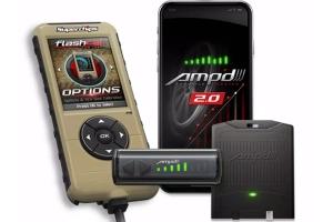 Superchips Amp'd 2.0 Throttle Booster Kit w/ Flashcal - JL