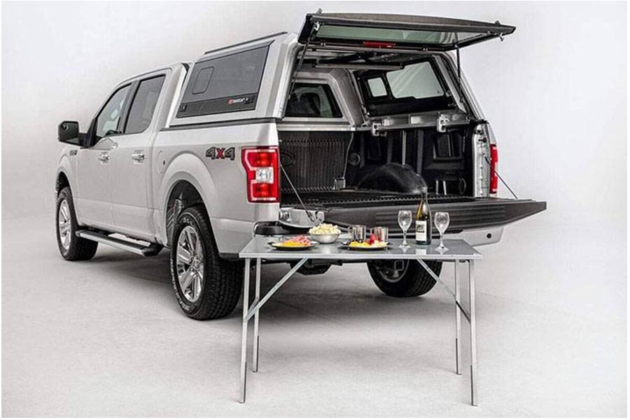 RSi SmartCap EVO Series Stow Away Table