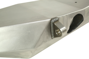 Crawler Conceptz Ultra Series Mid Width Front Bumper w/Tabs Bare (Part Number: )