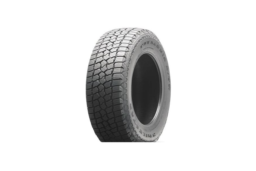 Milestar Patagonia A/T R, LT245/70R17 BW  (Part Number:22689103)