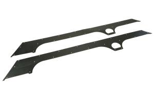 Poison Spyder Rubber Body Armor Liners - JK 4dr