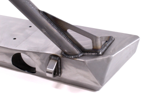 Crawler Conceptz Ultra Series Front Bumper w/Stinger and Tabs Bare (Part Number: )
