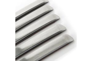 Rugged Ridge Door Handle Inserts, Aluminum (Part Number: )