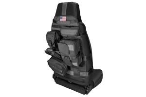 Rugged Ridge Front Cargo Seat Cover Black  - JT/JL/JK/TJ/LJ/YJ/CJ