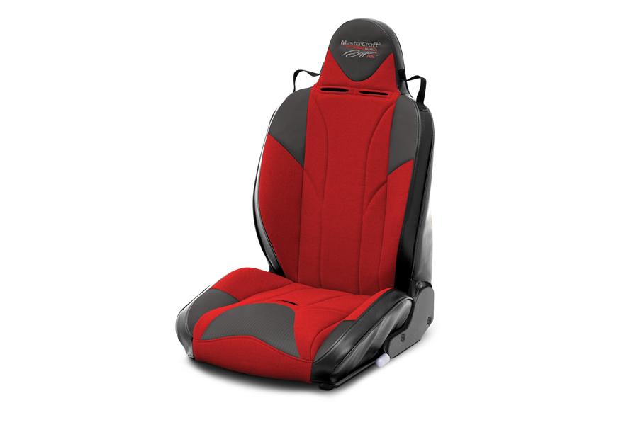 MasterCraft Baja RS Dirtsport Passenger Side Red / Black (Part Number:506102)