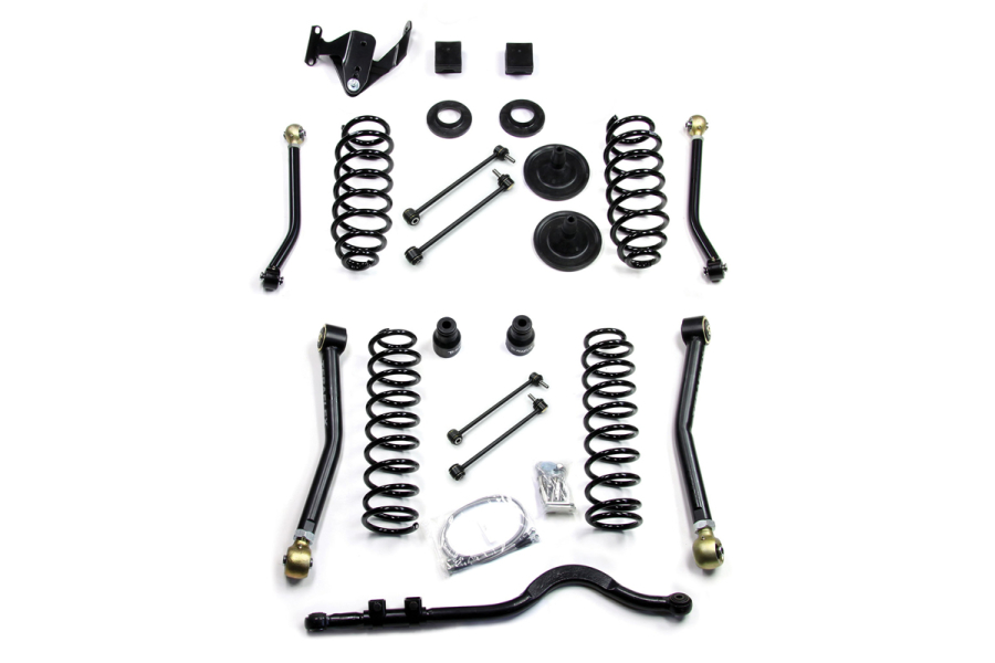 Teraflex 3in Lift Kit W/ 4 Flexarms & Trackbar (Part Number:1156220)