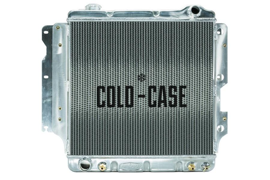 Cold Case Radiators Aluminum Performance Radiator  - TJ/YJ