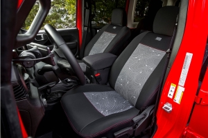 ARB Seat Skin Seat Covers, Front   - JL 4Dr Sport