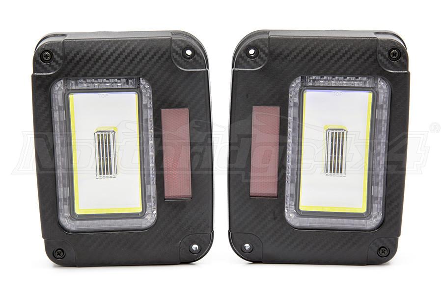 Outside Line Motoring Infinite Series Tail Lamps  (Part Number:JK-INTL)