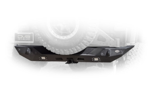 DV8 Rear Bumper w/LED Lights  (Part Number: )