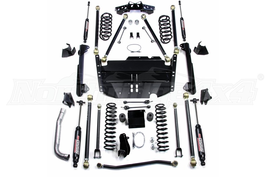 Teraflex 5in Pro LCG Lift Kit W/9550 Shocks - LJ
