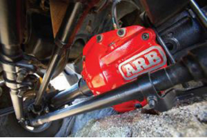 ARB Dana 30/44 Differential Covers & LubeLocker Package  (Part Number: )