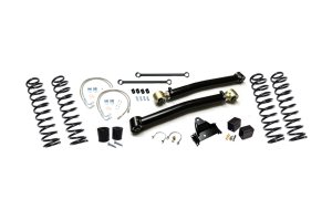 EVO Manufacturing 3in Enforcer Lift Kit w/ Plush Springs  - JK