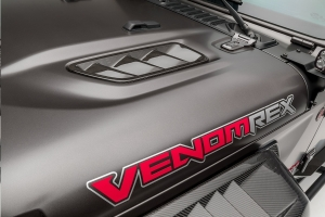 Venomrex JX Edition Aero Hood Vents  - JL