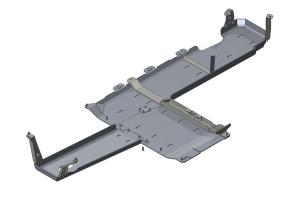 Artec Industries Full Bellypan Skid Plate, Aluminum - JL 4Dr 2.0L