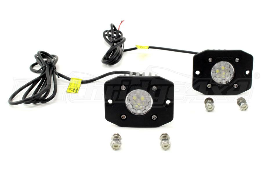 Rigid Industries Ignite Flood Diffused Backup Light Kit (Part Number:20641)