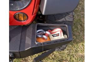 Rugged Ridge XHD Front Bumper Storage Ends (Part Number: )