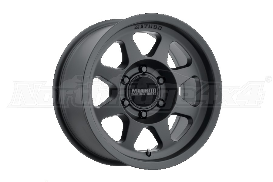 Method Race Wheels 701 Matte Black Wheel 17x8.5 5x5 (Part Number:MR70178550500)