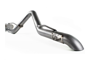 AFE Power MACH Force XP Hi Tuck 2.5in Cat-Back Exhaust System (Part Number: )
