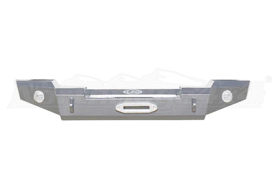 LOD Signature Series Full Width Front Bumper w/ NO GUARD, Bare Steel  - JT/JL