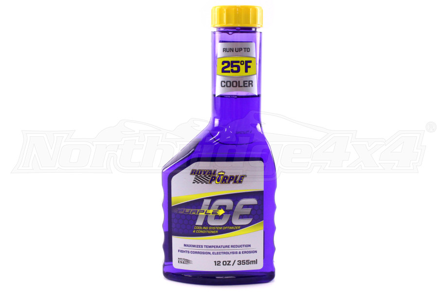 Royal Purple Ice Super Coolant 12 Oz (Part Number:01600)