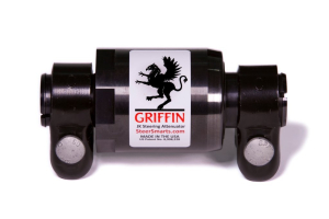 Steer Smarts Yeti HD No Drill Top Mount Outer Draglink End w/Griffin Attenuator (Part Number: )