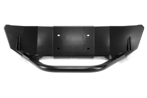 Poison Spyder Brawler Lite Front Bumper w/ Brawler Bar and Tabs Black (Part Number: 17-59-010-DBP1)