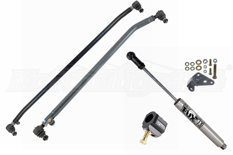 SYNERGY TIE ROD, DRAG LINK & STABILIZER PACKAGE