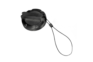 Rugged Ridge Washer Fluid Cap, Black, 3.8L - JK