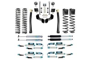 Evo Manufacturing 2.5in Enforcer Overland Stage 2 Lift Kit w/ Shock Options  - JT Diesel