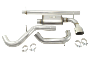 AFE Power MACH Force XP 3in Cat-Back Exhaust System - JK 4dr 2007-11