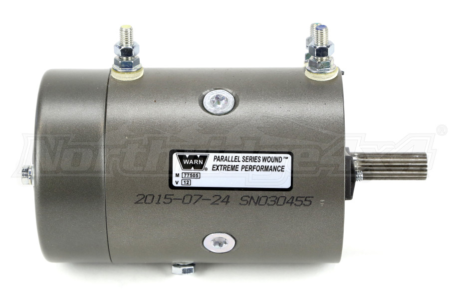 Warn Replacement Winch Drive Motor (Part Number:74756)