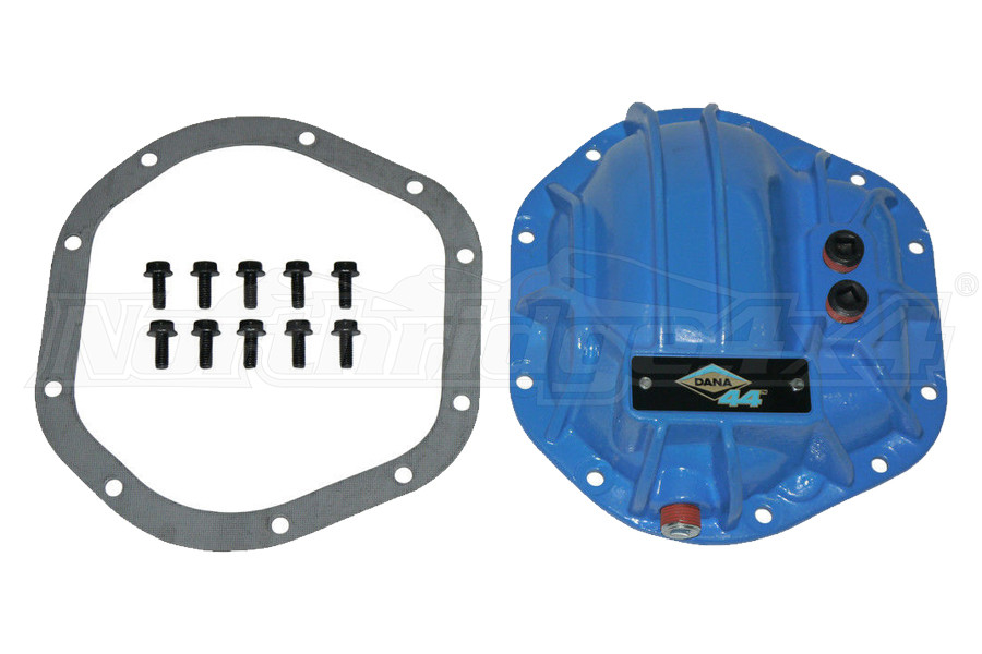 Dana Spicer 44 Nodular Iron Differential Cover Blue (Part Number:10048739)
