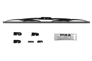 PIAA Super Silicone Wiper 20in Hook and Pin Style (Part Number: 95050)