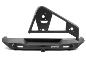 Ace Engineering Pro Series Rear Bumper w/Tire Carrier Black ( Part Number: JKPSRBTCFL)