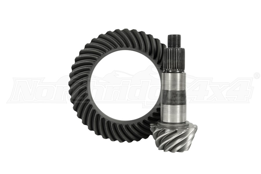 Yukon Dana 44 4.11 Front Ring and Pinion Set w/ D44 Upgrade (Part Number:YGD44JL-411R)