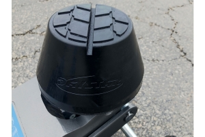 Daystar Heavy Duty Jack Pad - 4.5in Diameter