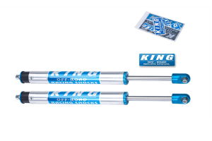 King Shocks 2.0 OEM Performance Series Front Shocks 0-2in Lift (Part Number: )
