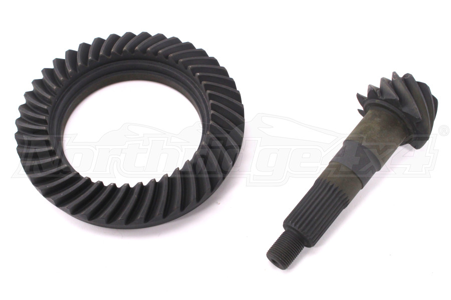 Dana 30 4.56 Collapsible Spacer Short Ring and Pinion Set