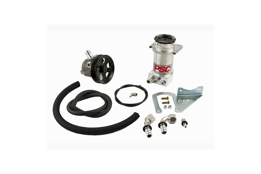 PSC High Volume Steering Pump Kit - TJ