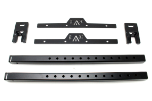 EVO Manufacturing Quick Release Mud-Flap kit (Part Number: )