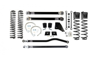 EVO Manufacturing 4.5in Enforcer Lift Kit Stage 2 PLUS - JT